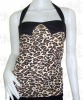 Leopard Rockabilly Tank Top