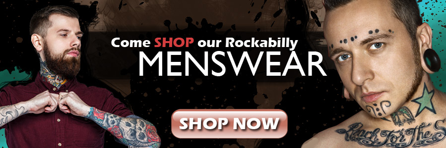 Rockabilly Mens T-Shirts