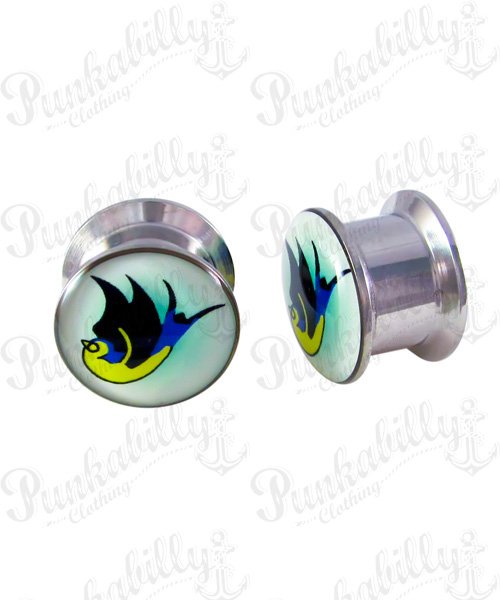 Stainless Steel Dove Plug